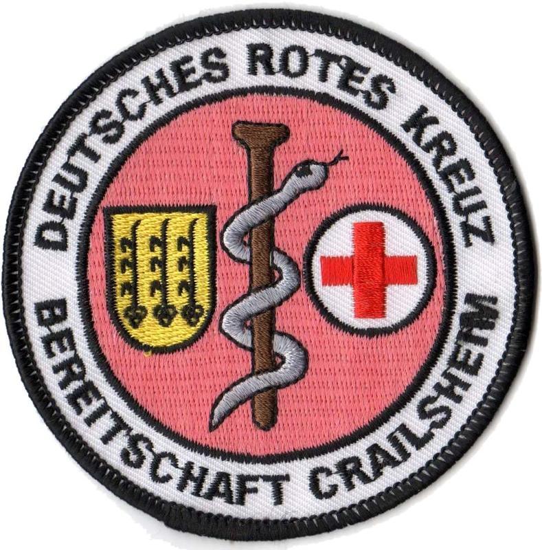 Zeichen vom Deutschen Roten Kreuz
